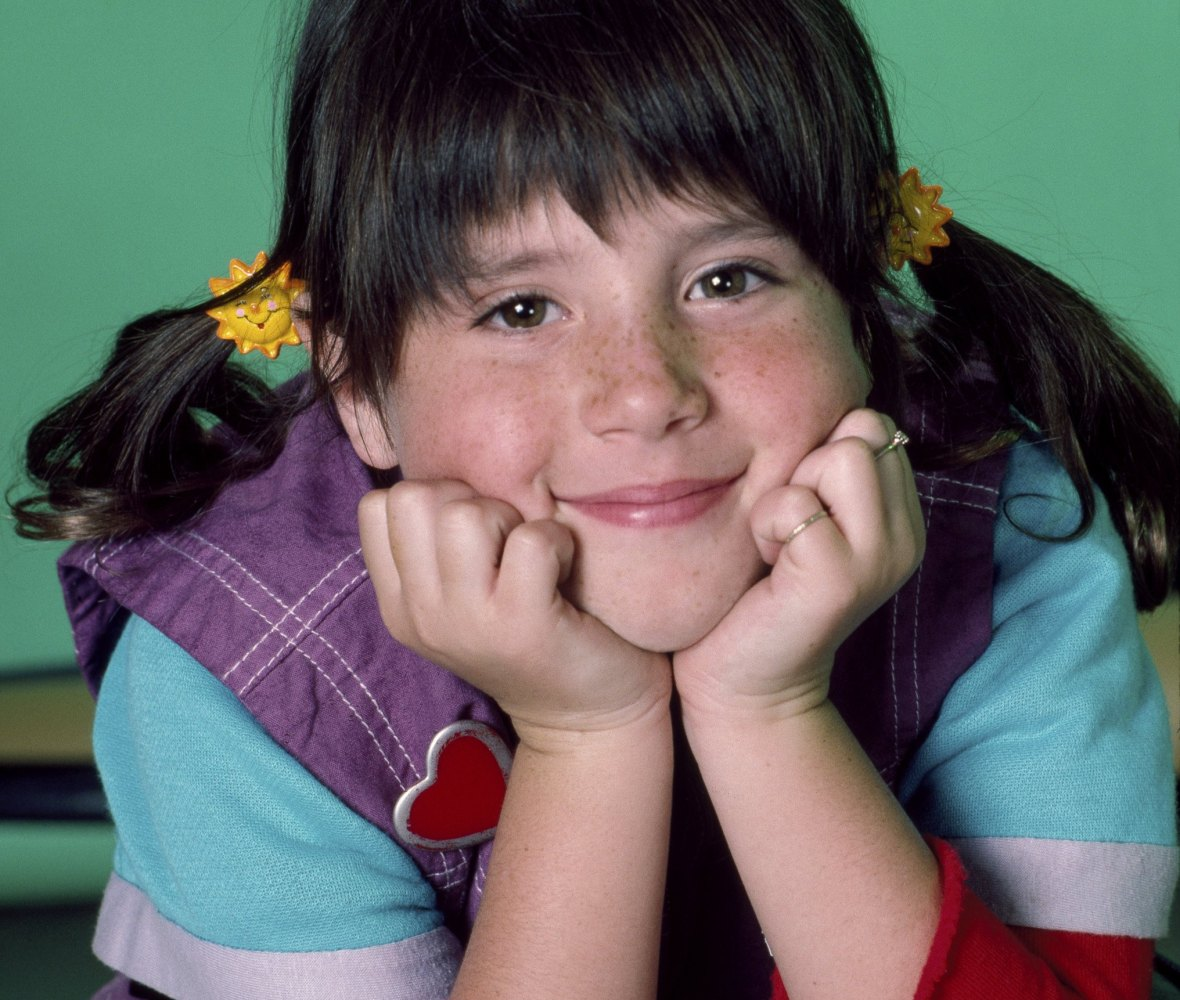 punky brewster getty images