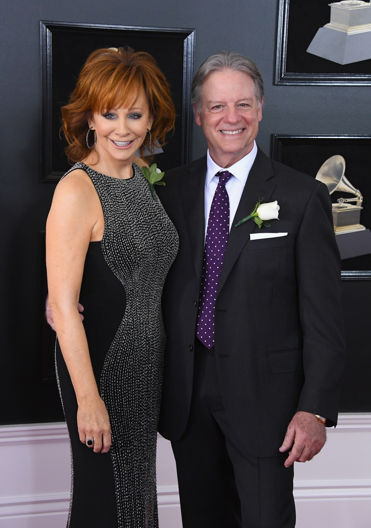 reba mcentire getty images