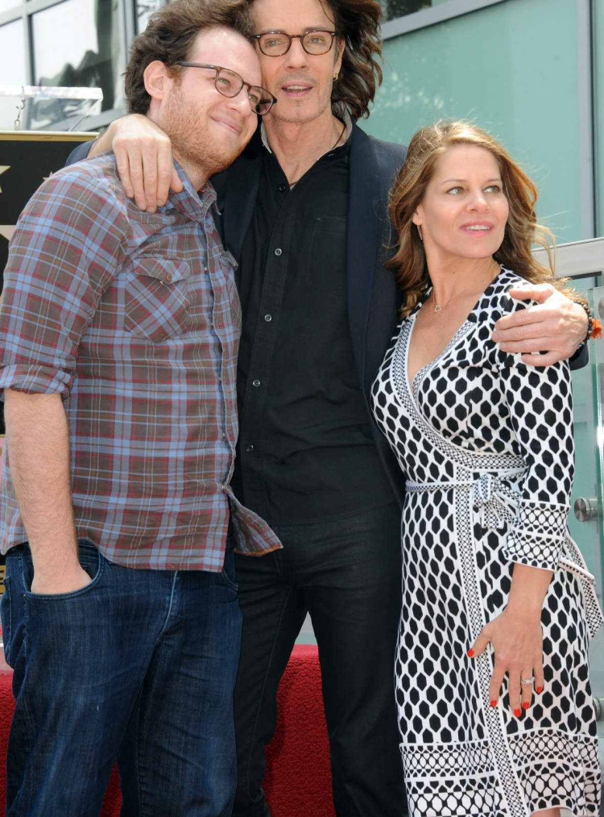 rick springfield family getty images