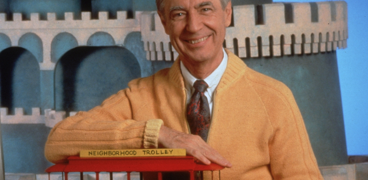 mr. rogers getty images