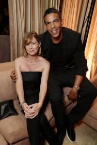 Ellen Pompeo and husband Chris Ivery