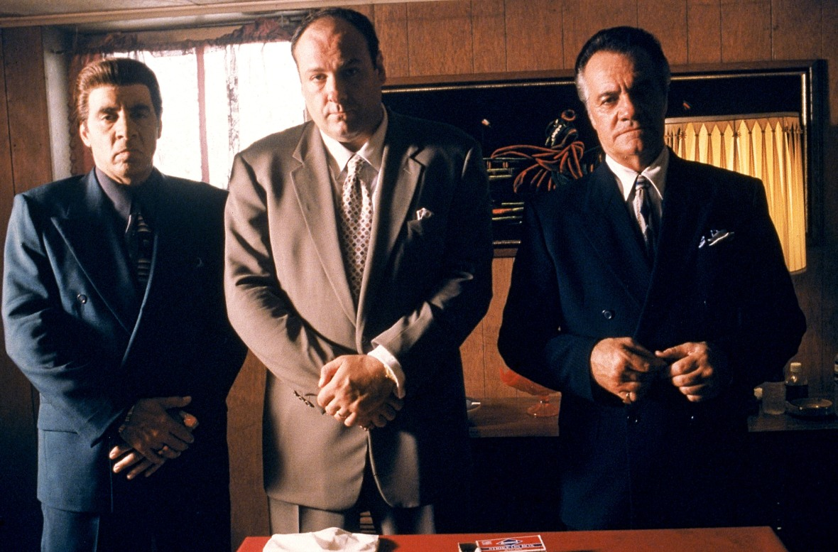 the sopranos getty images
