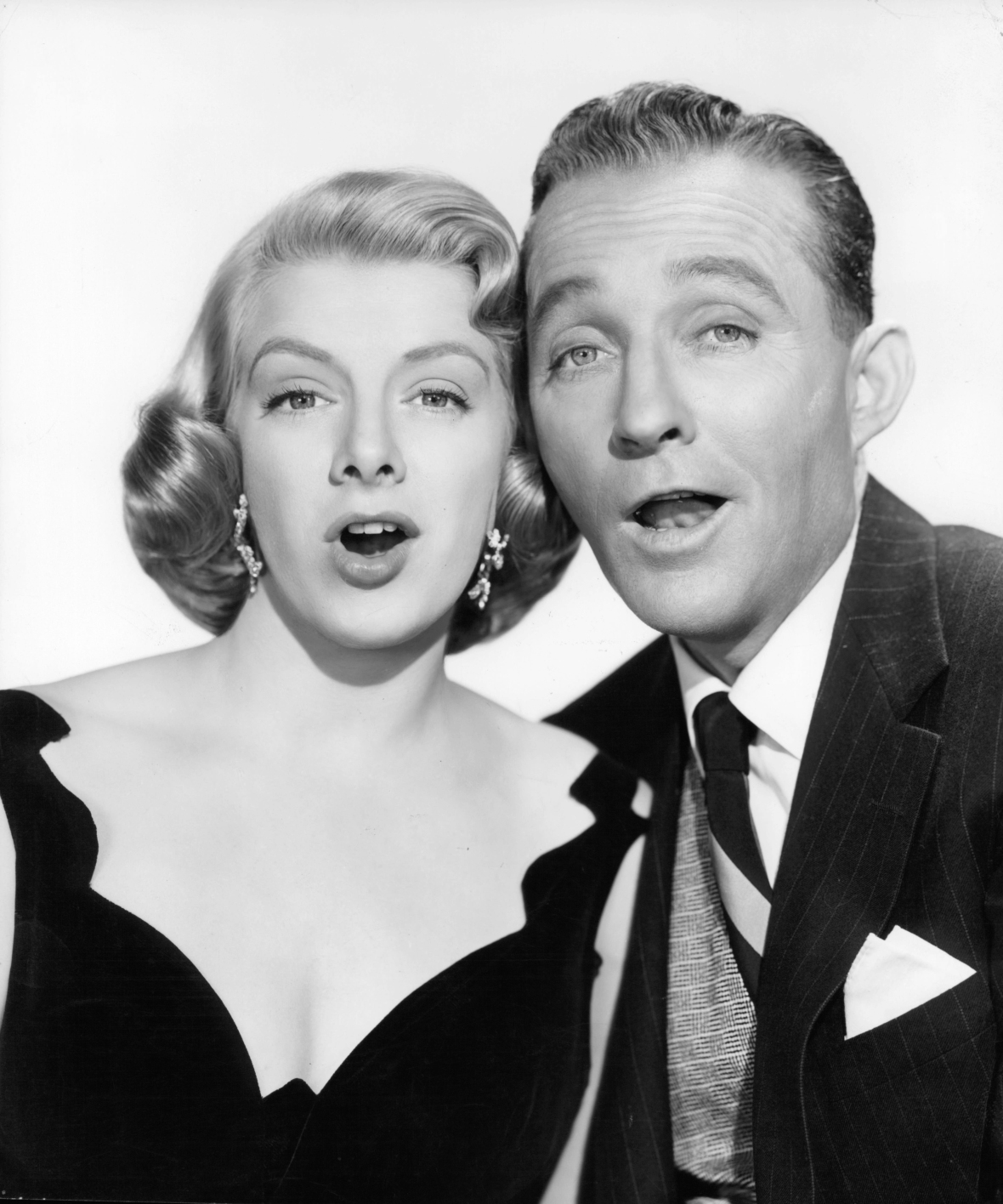 rosemary clooney and bing crosby getty images