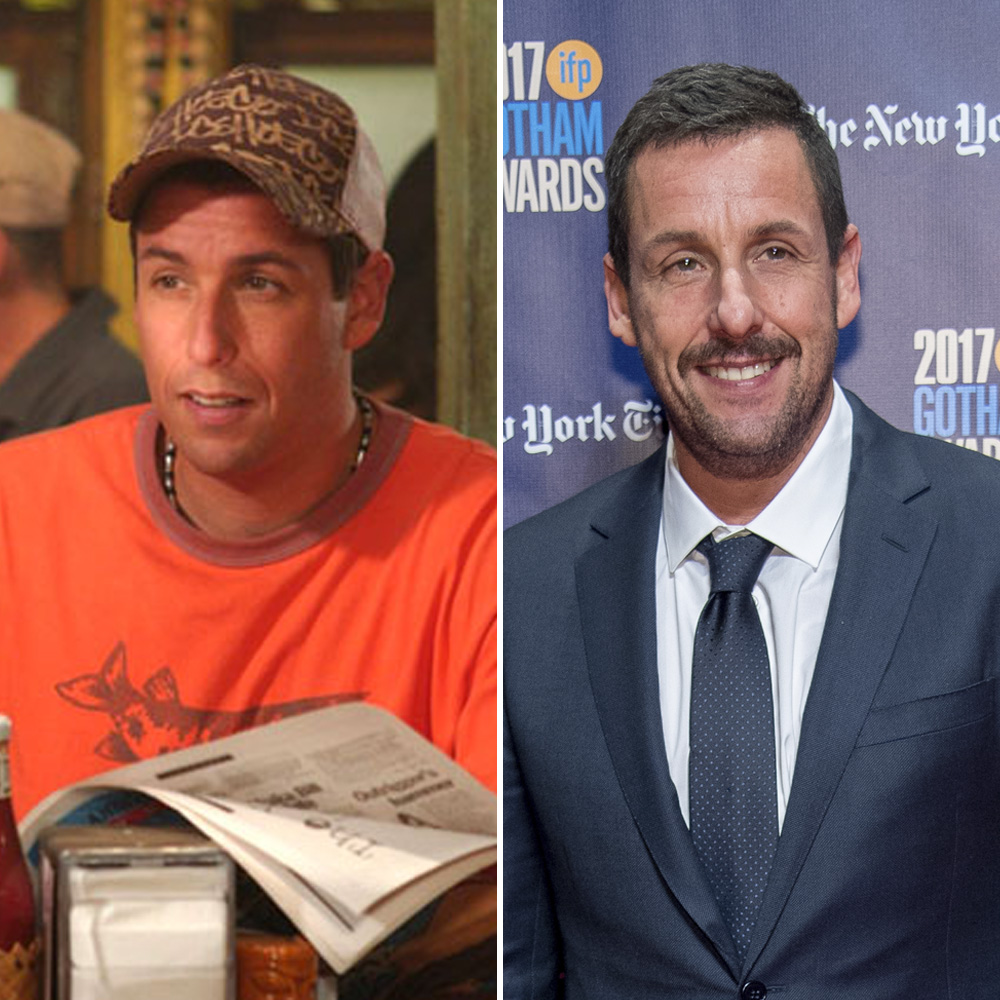 See the Cast of 50 First Dates Then and Now!