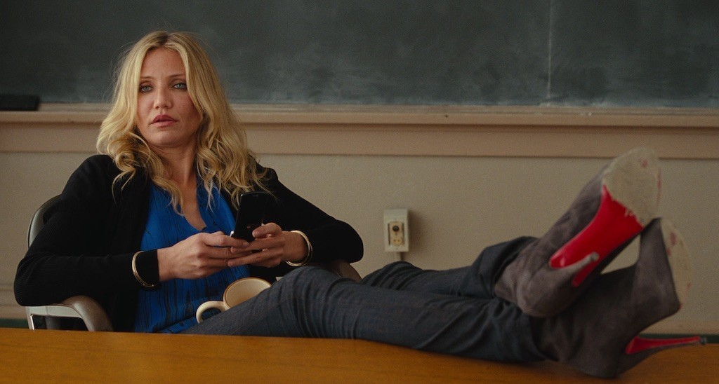 film to tv - bad teacher 1