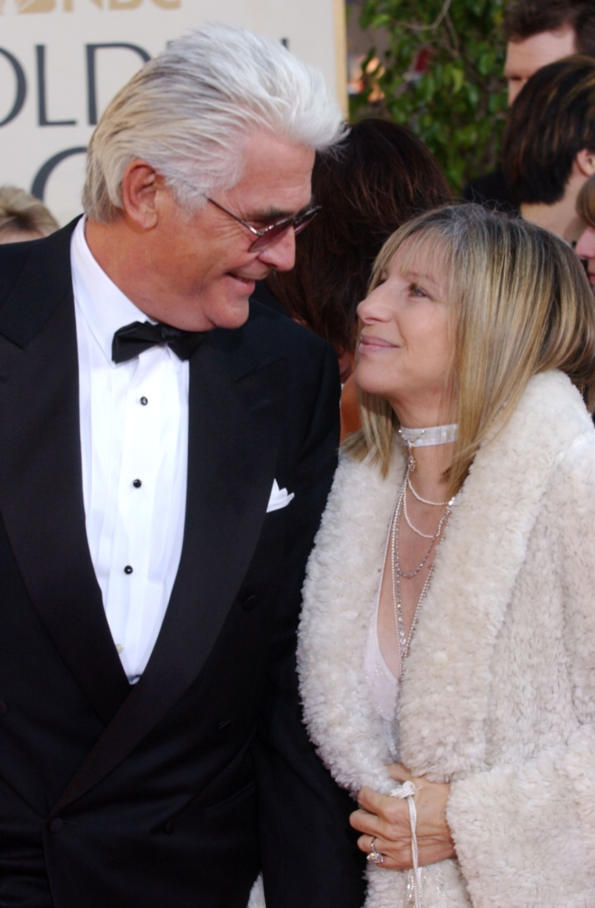 barbra streisand and james brolin 2 getty images