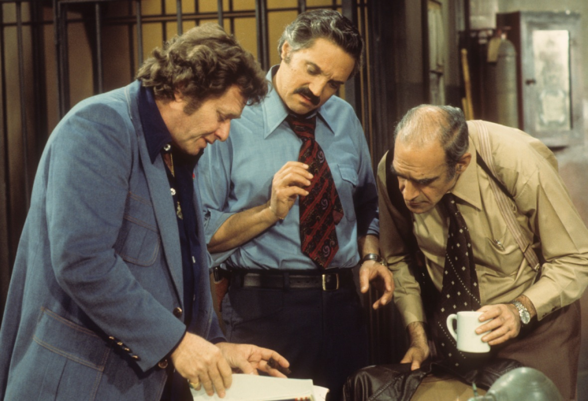 Barney Miller Star Hal Linden Reflects On Show S Surprise Success