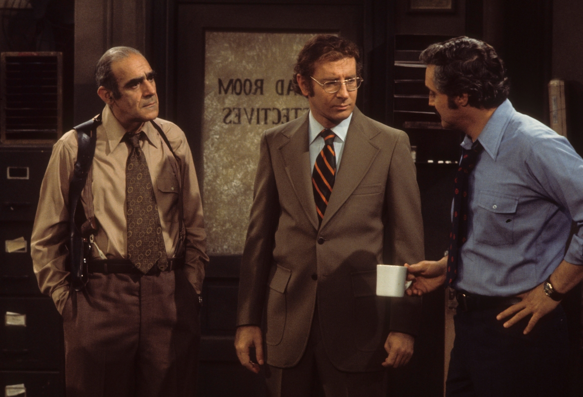 barney miller - fish, dietrich and barney
