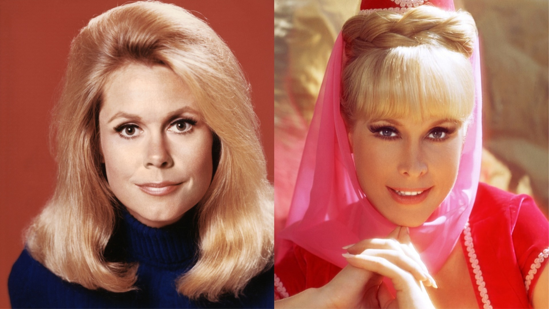 Bewitched and I Dream of Jeannie: The Magical Sitcom Face off
