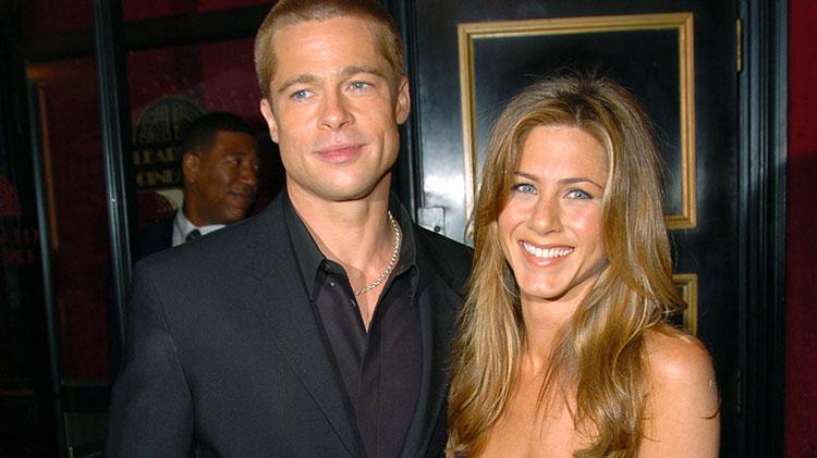 Jennifer Aniston Finally Met Brad Pitt's Kids