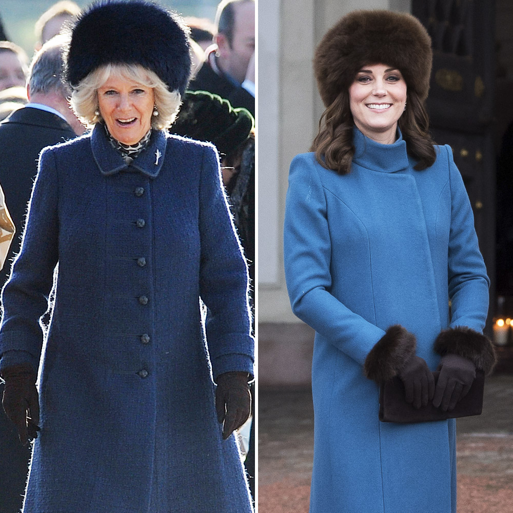camilla duchess of cornwall kate middleton getty images