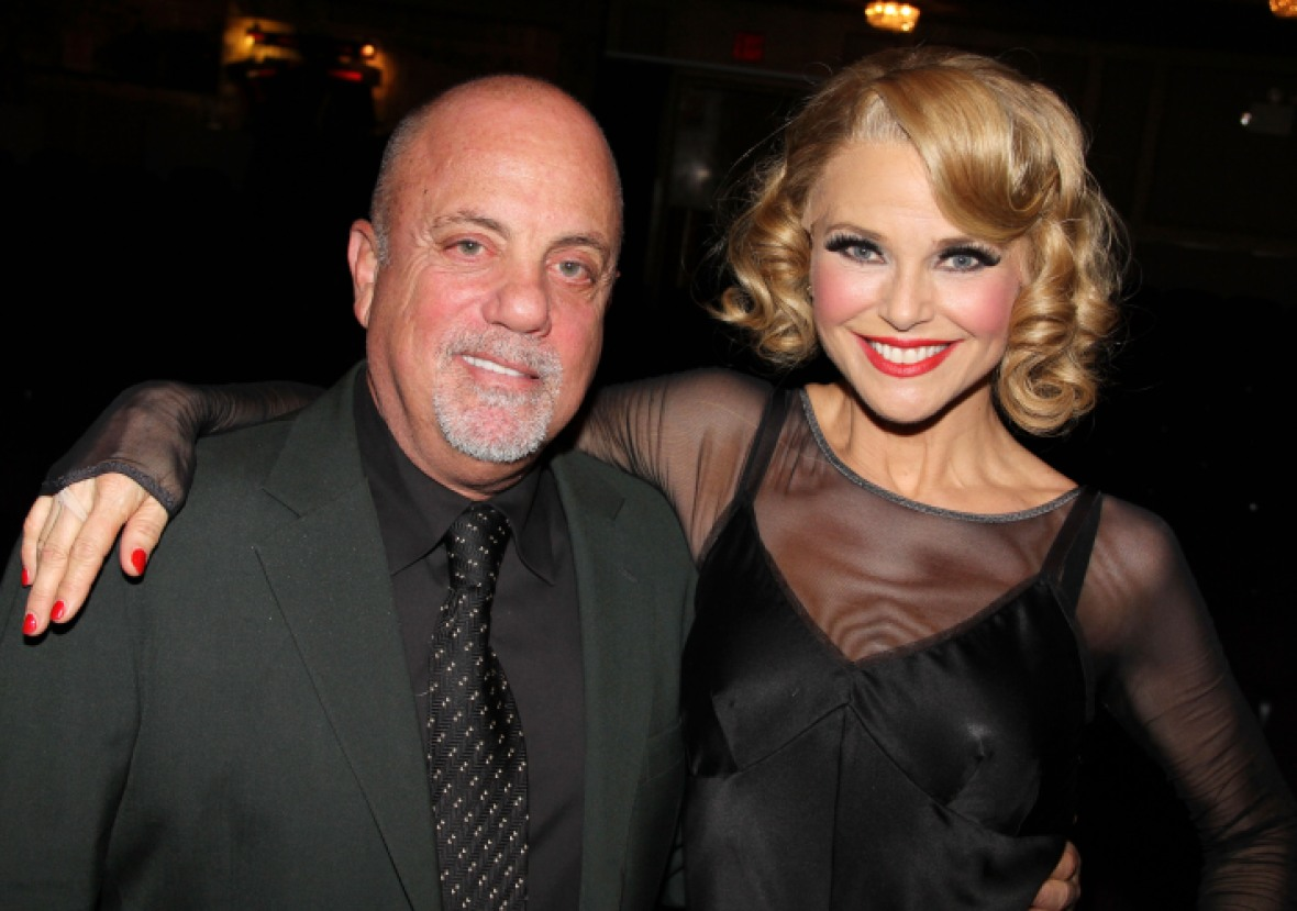 christie brinkley billy joel getty images