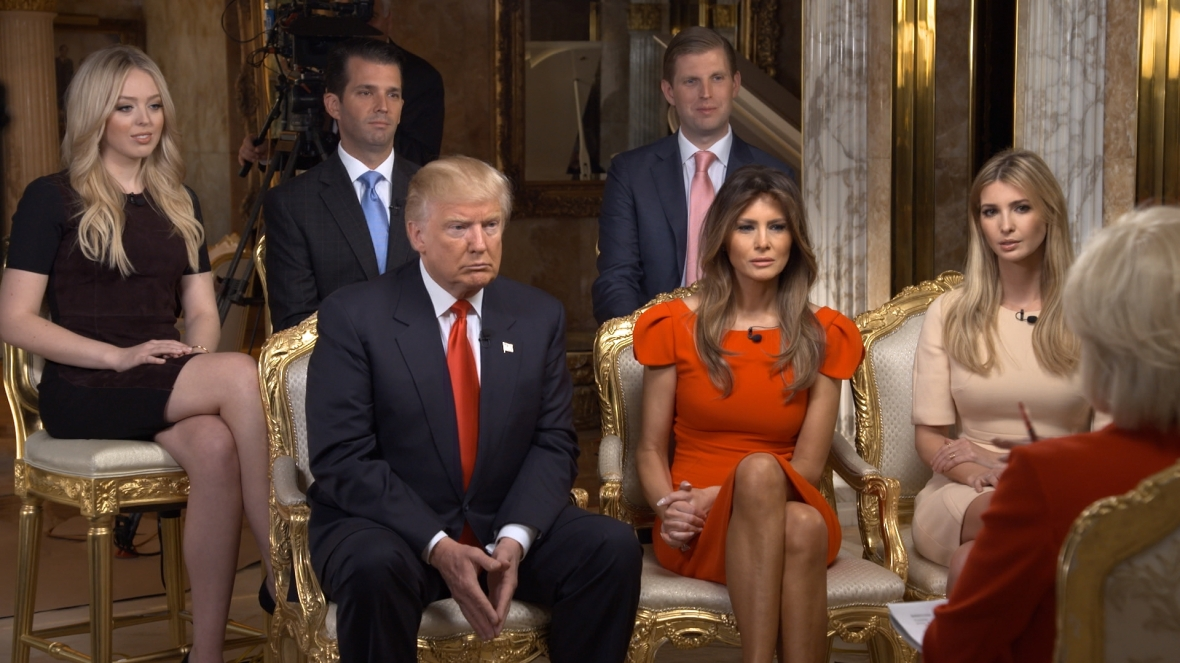 donald trump kids getty images