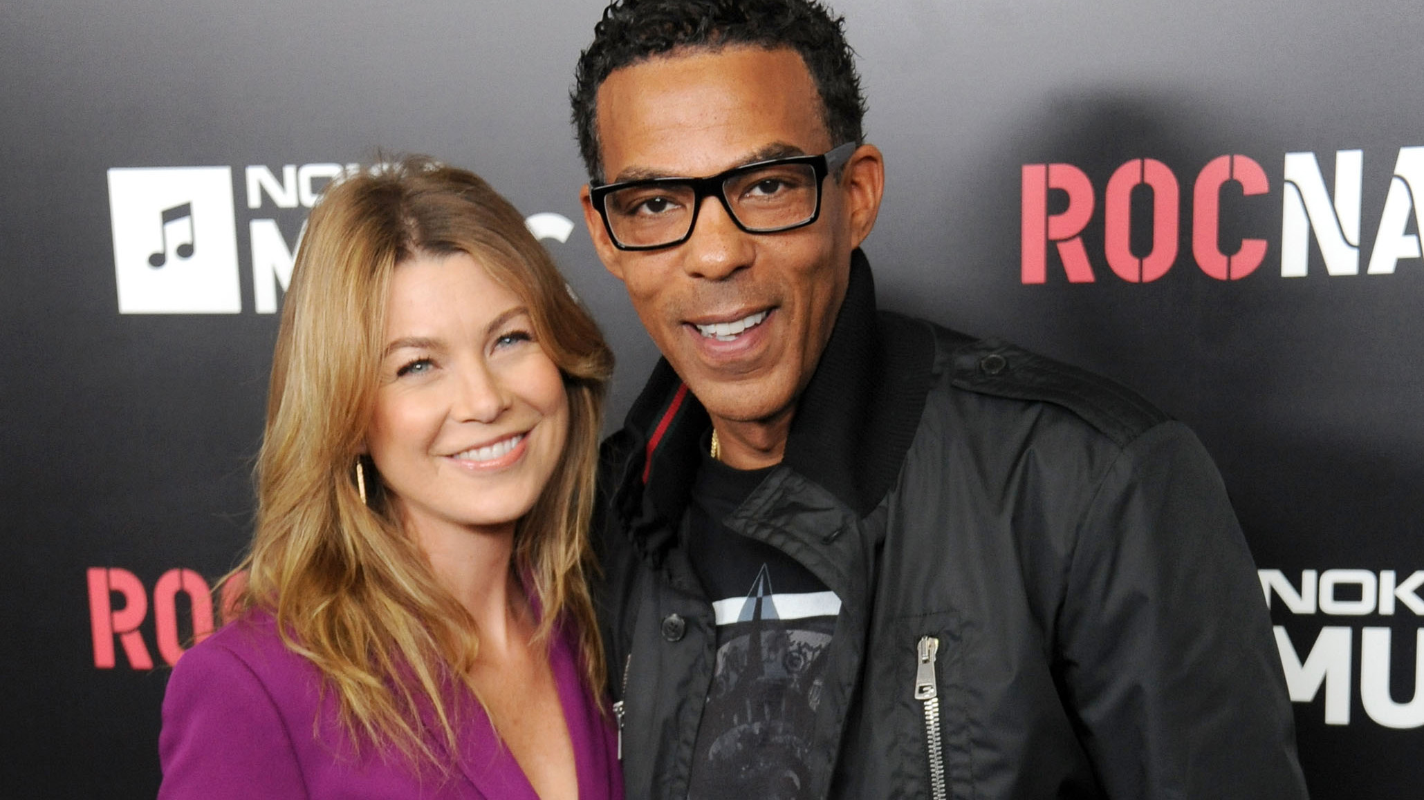 Ellen Pompeo And Husband Chris Ivery Bonded Over Their Difficult Upbringings