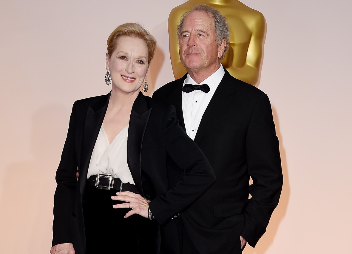 meryl streep don gummer getty