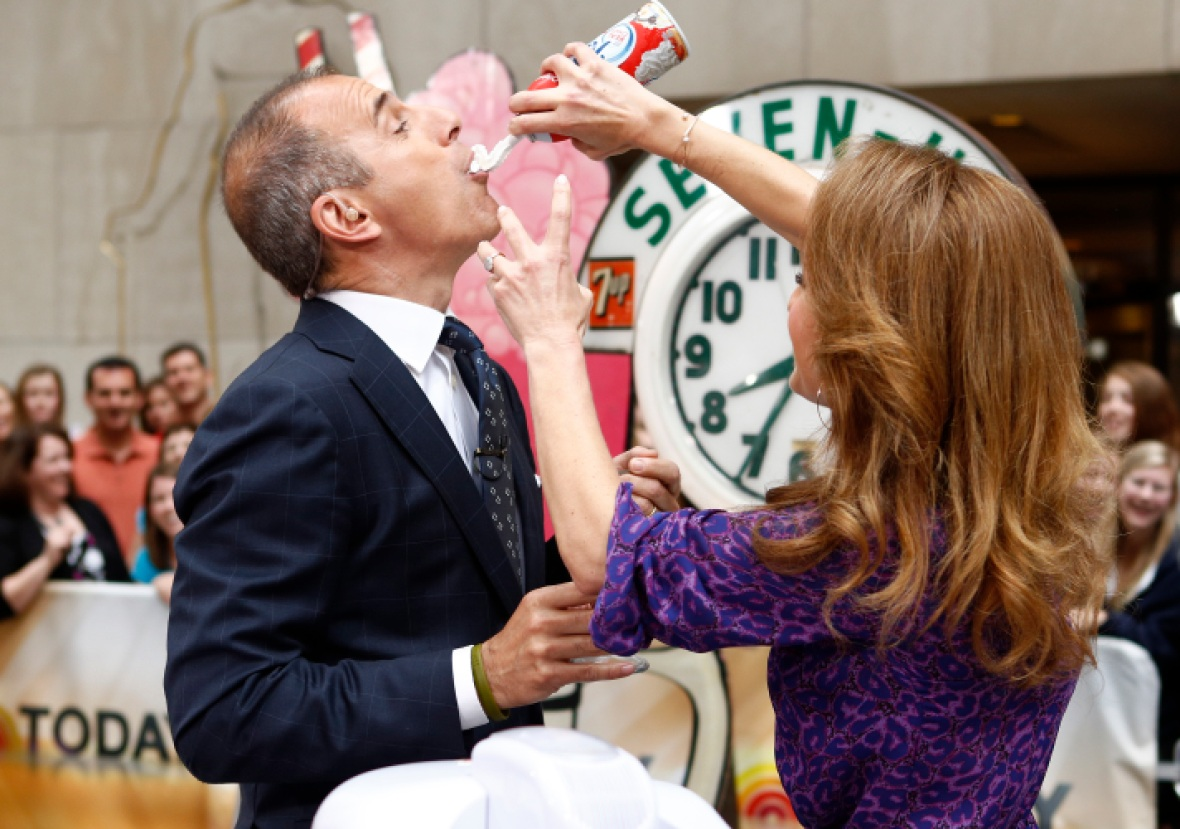 giada de laurentiis matt lauer today show