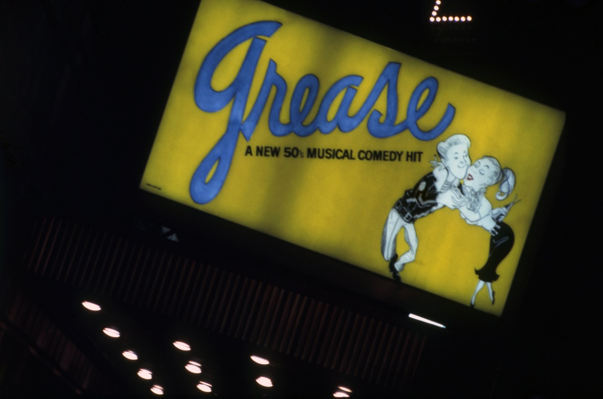 grease - broadway