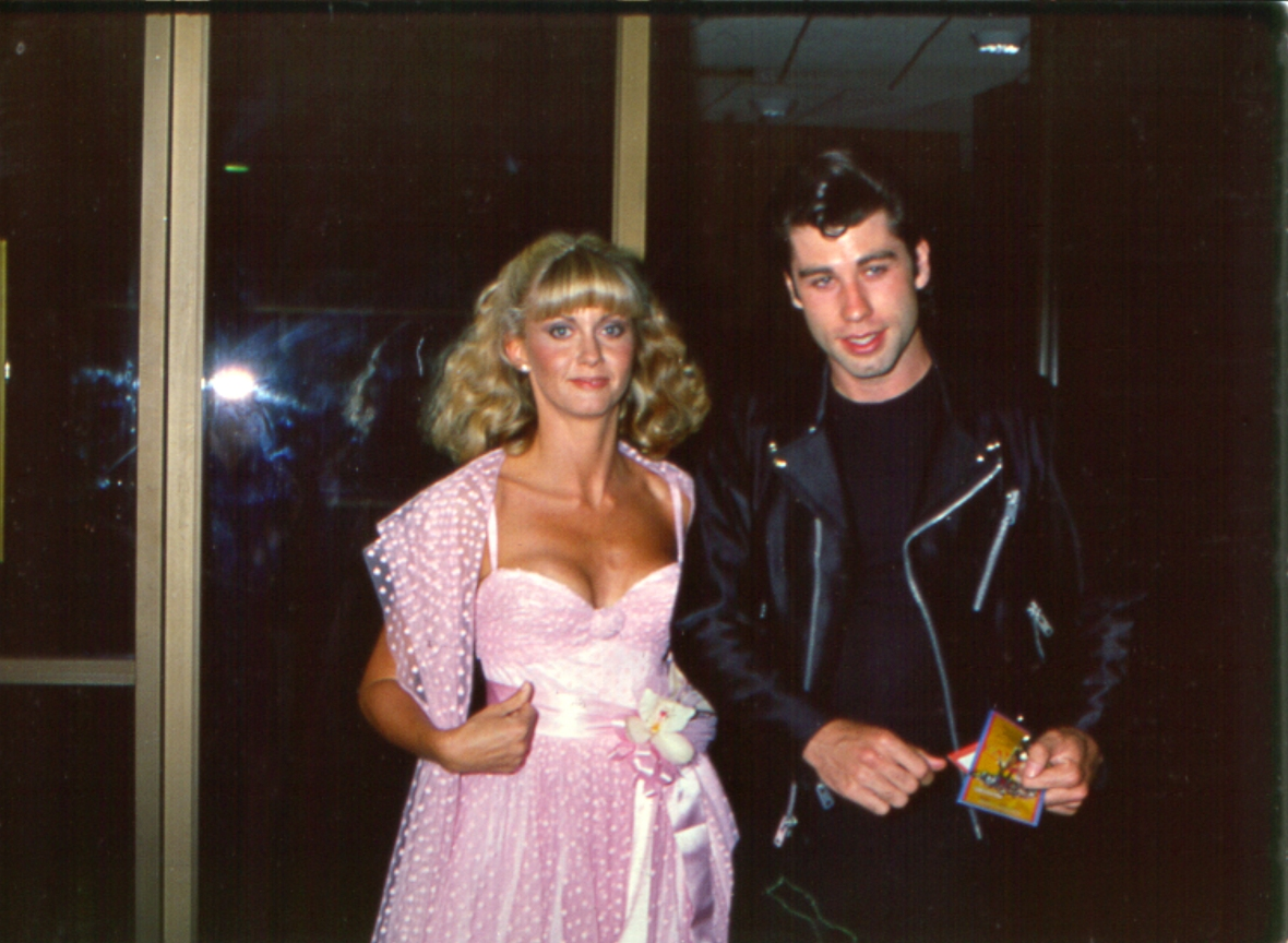 grease - premiere