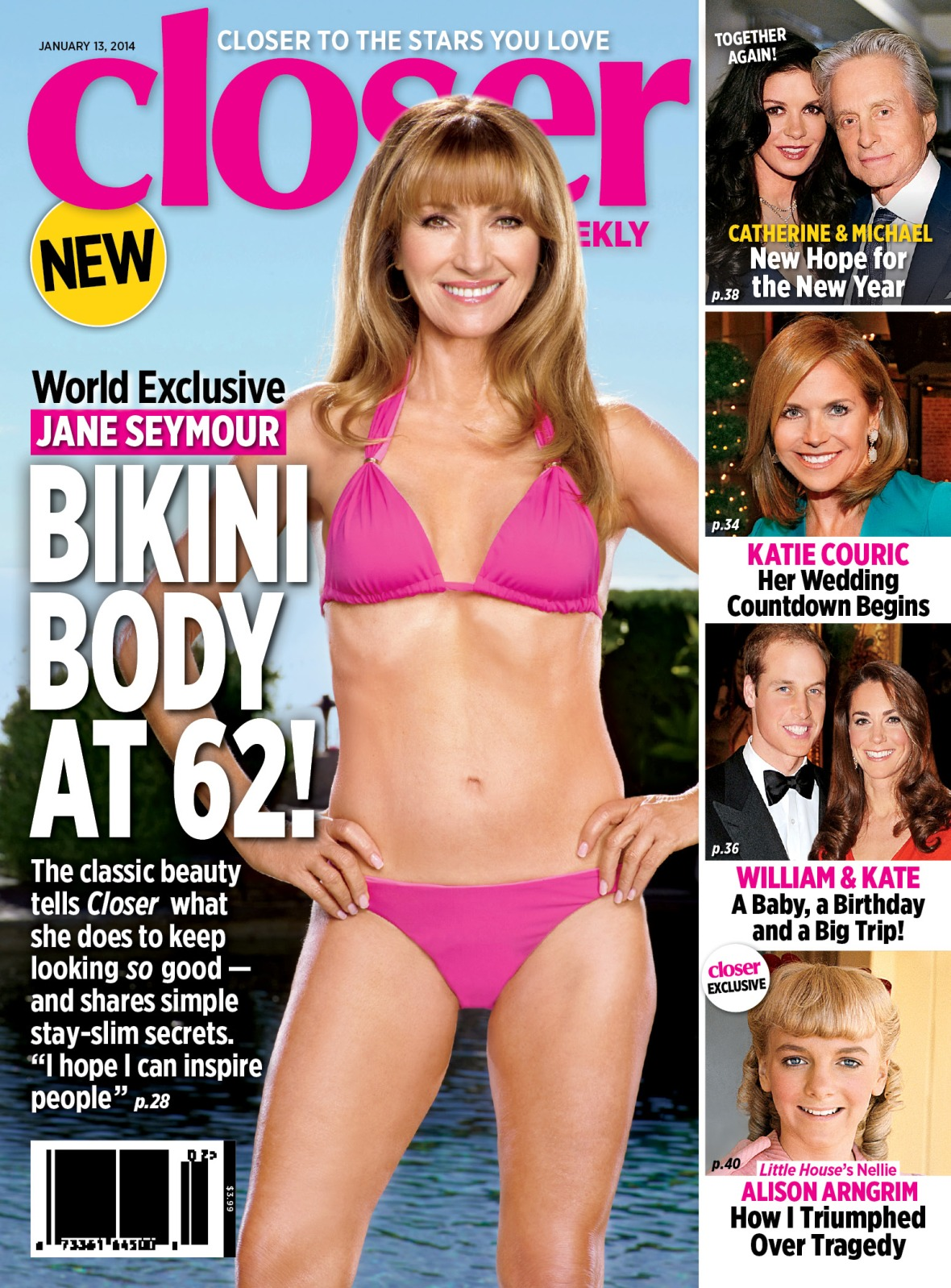jane seymour closer weekly