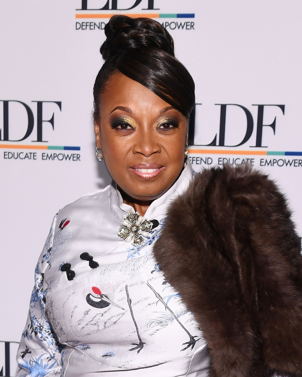 star jones getty images