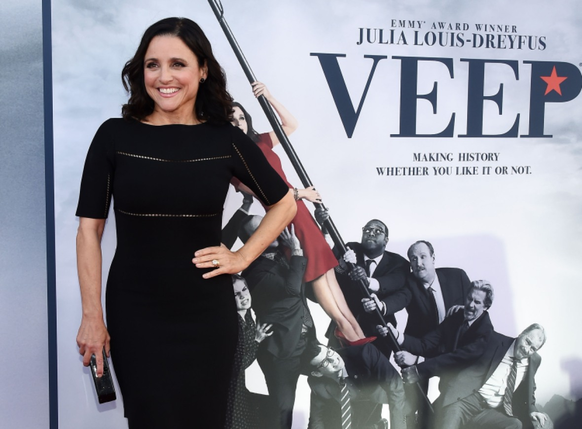 julia louis-dreyfus (veep) getty images