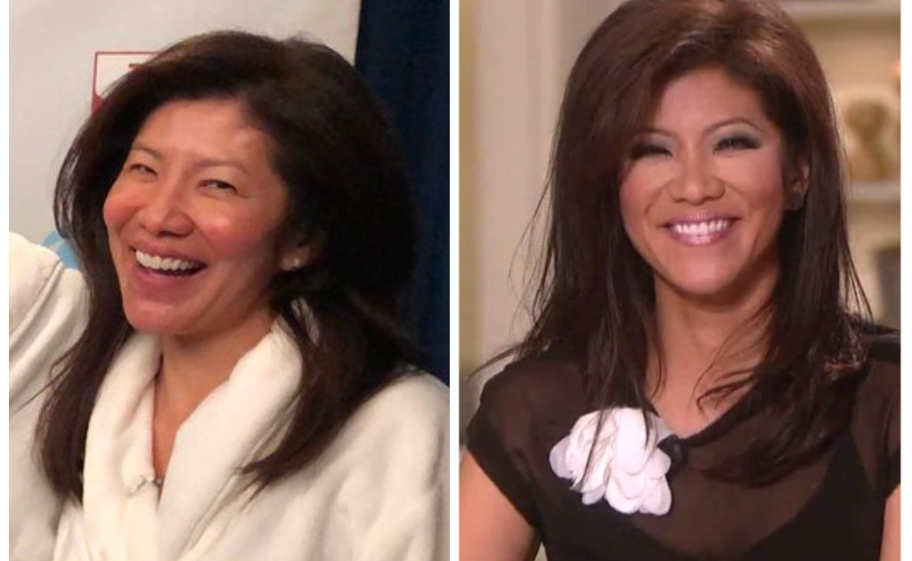 Julie Chen Without Makeup See The