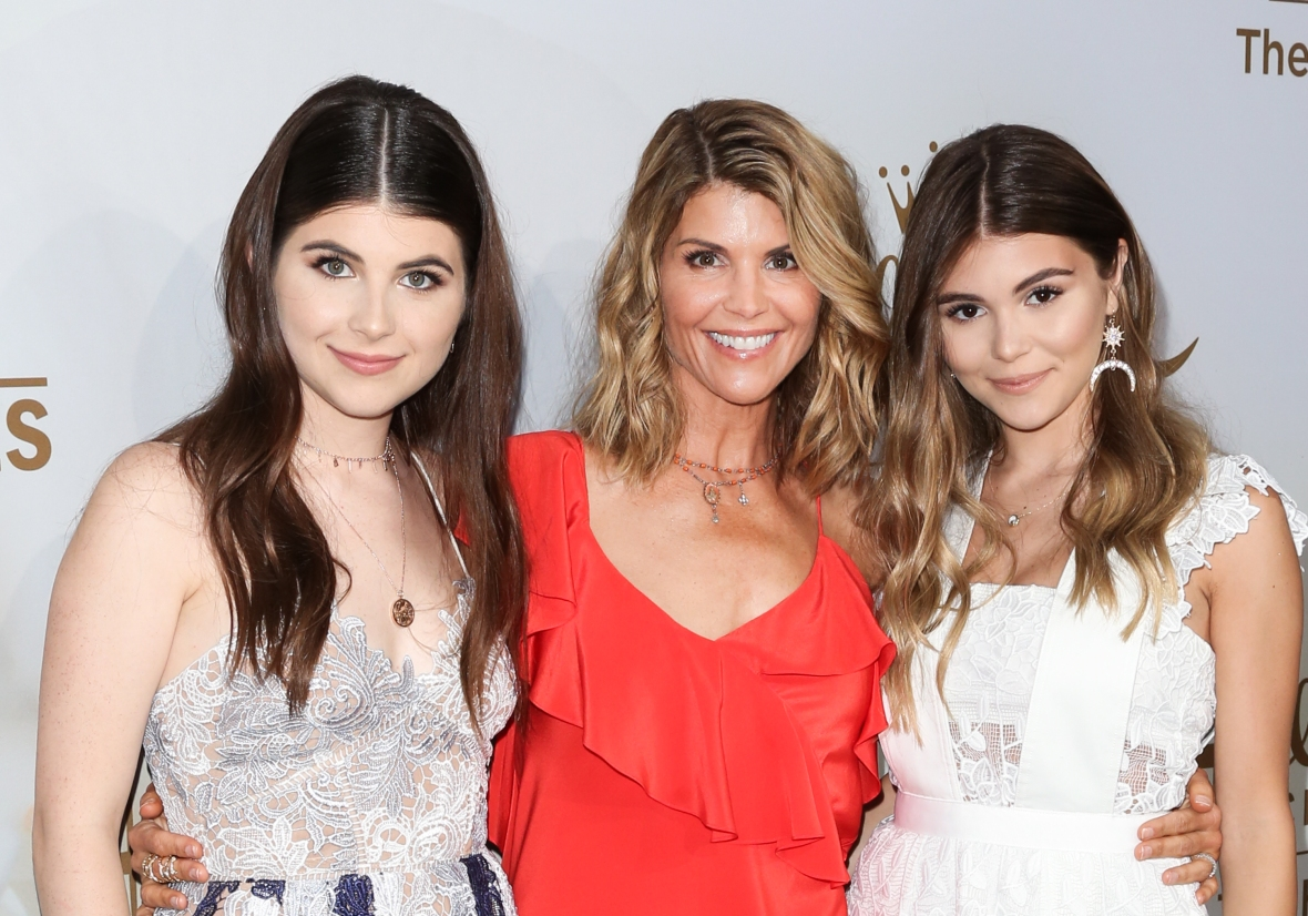 lori loughlin daughters getty images