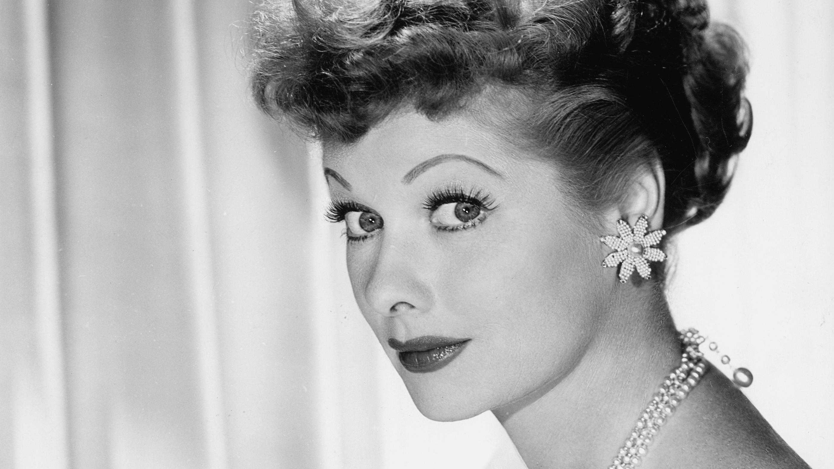 8x10 Print Lucille Ball Beautiful Portrait #LB16 | eBay