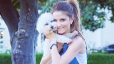 maria-menounos-dog