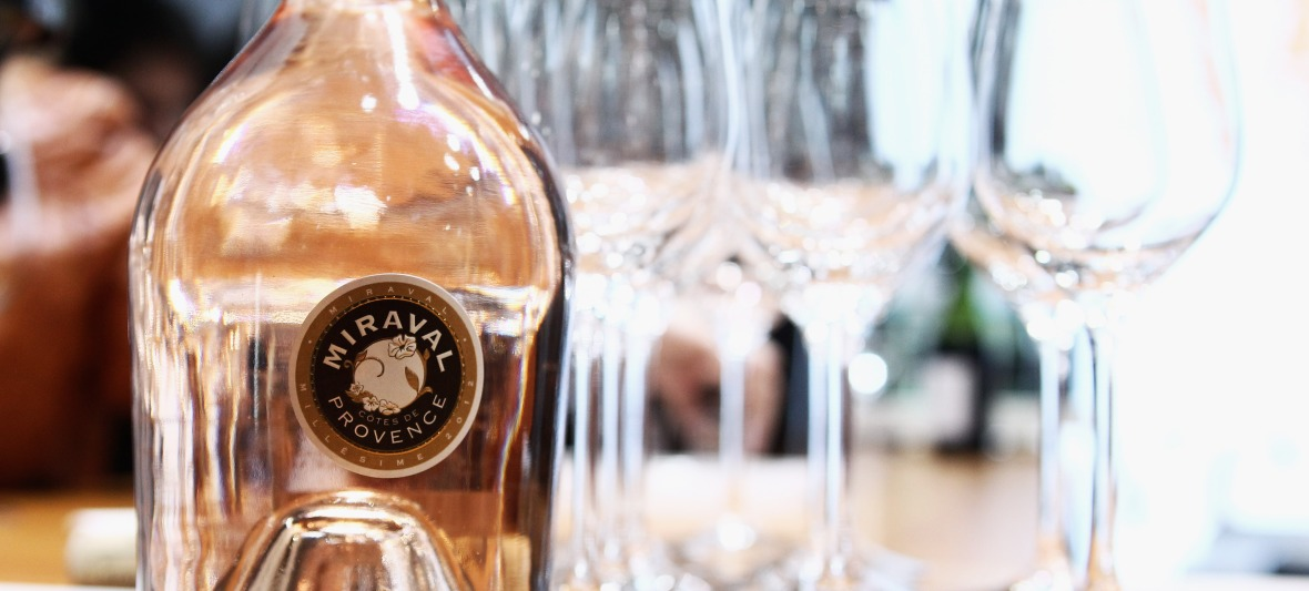 miraval rose getty images