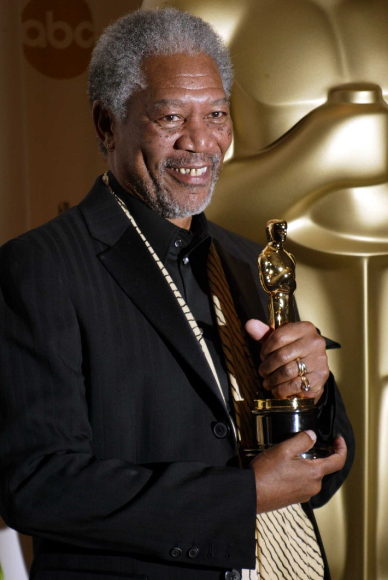 morgan freeman oscars