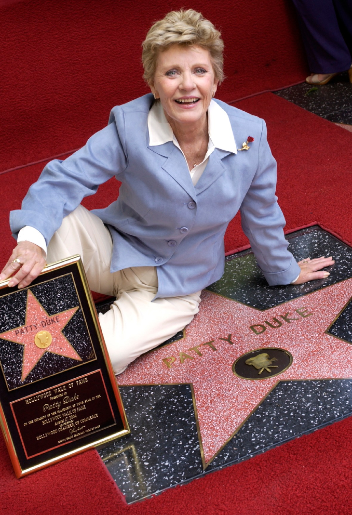 patty duke getty images