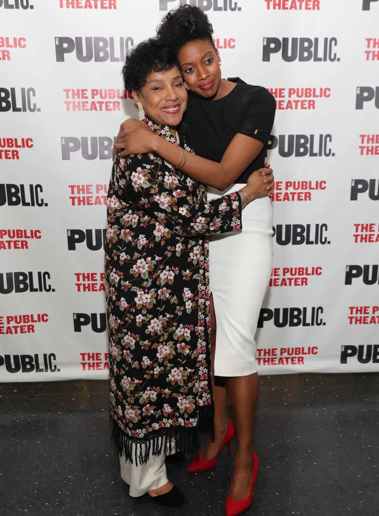 phylicia rashad and her daughter condola getty images