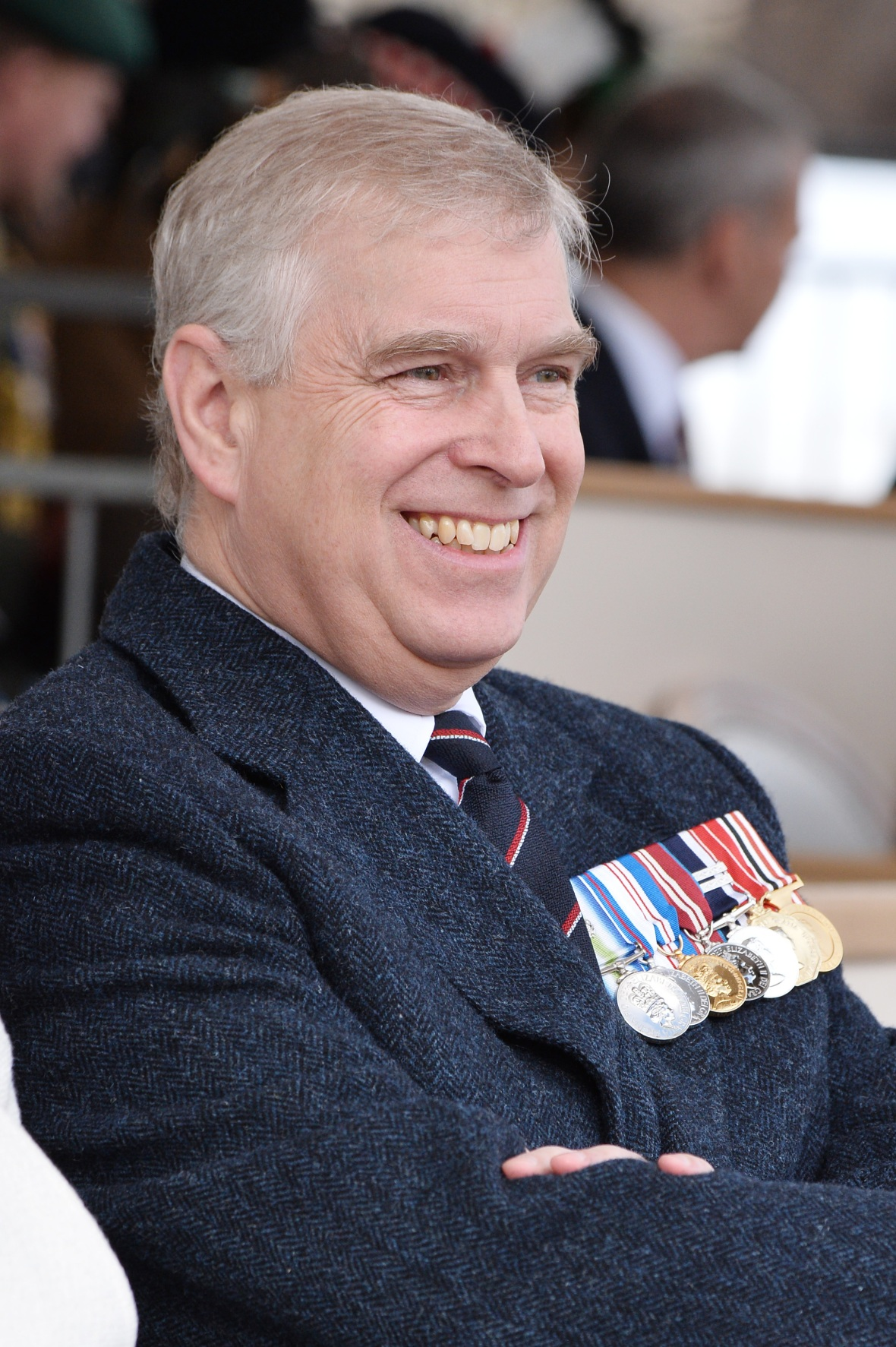 prince andrew getty images