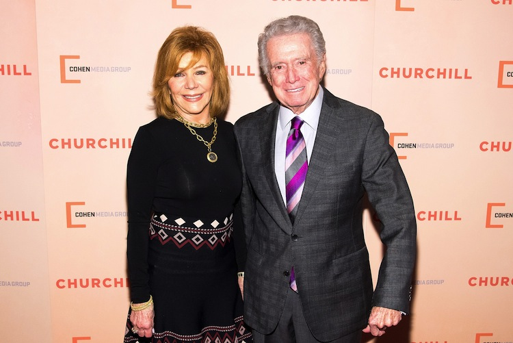 regis joy philbin getty