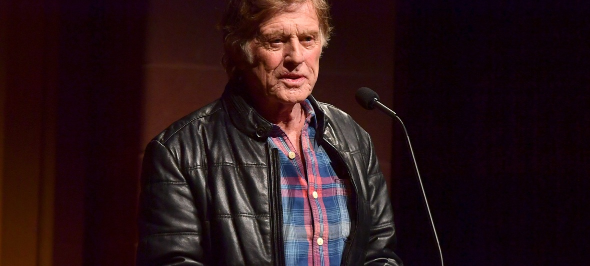 robert redford getty images