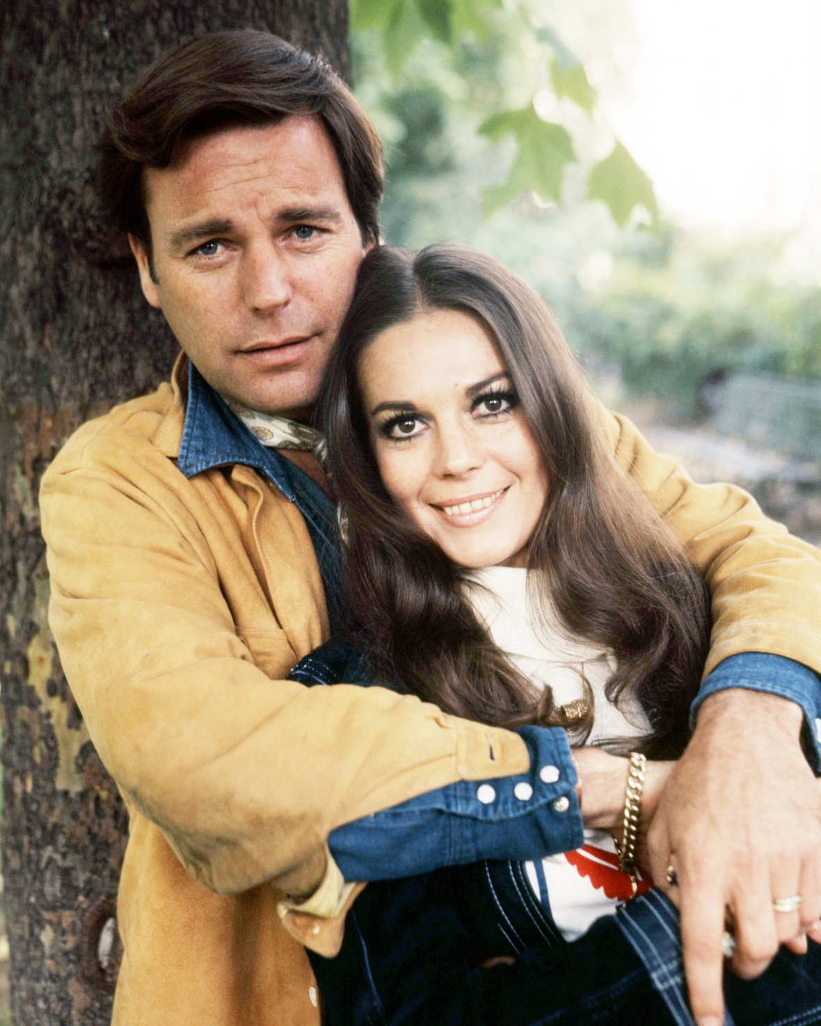 robert wagner and natalie wood getty images