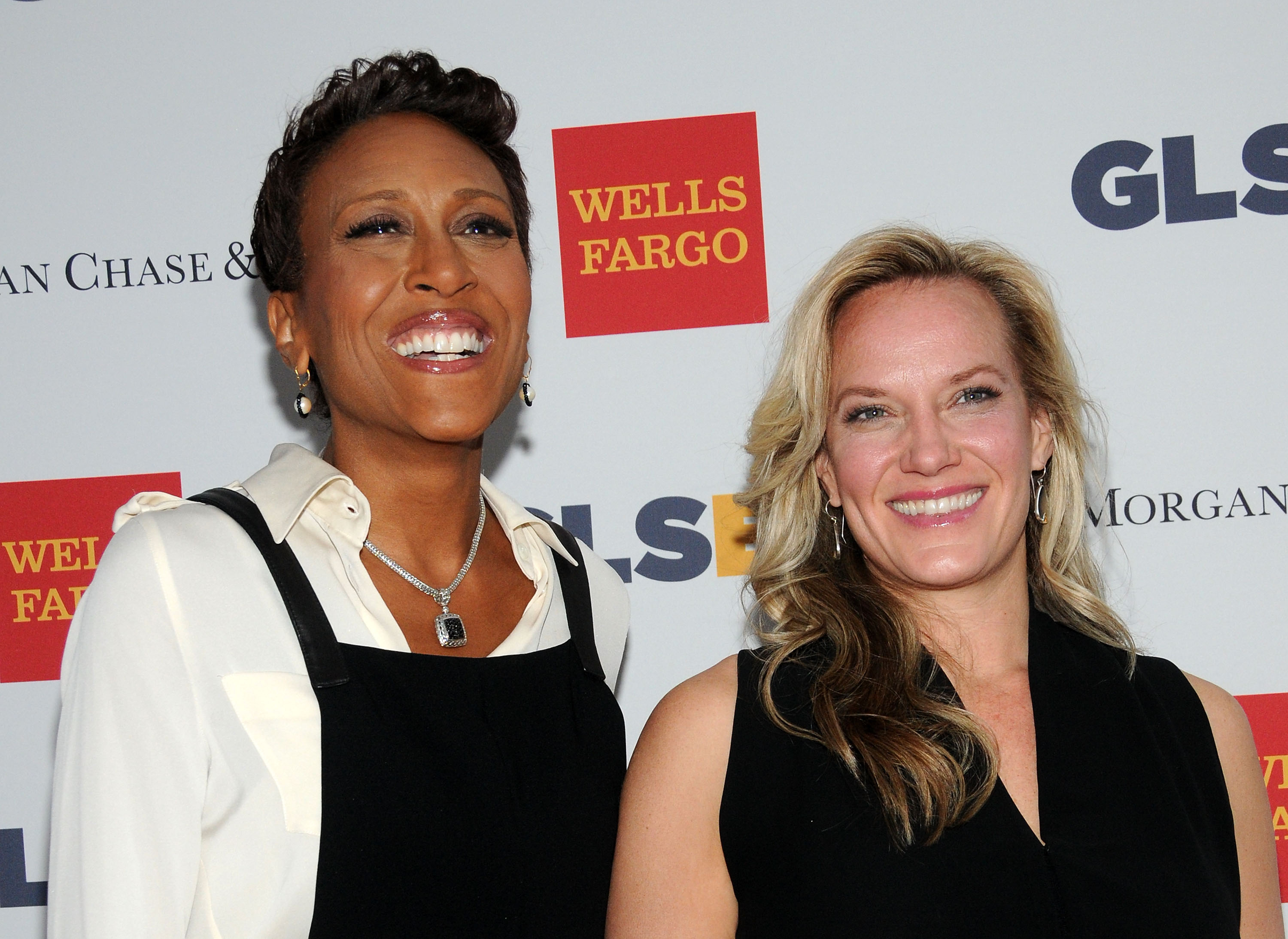 robin roberts amber laign married