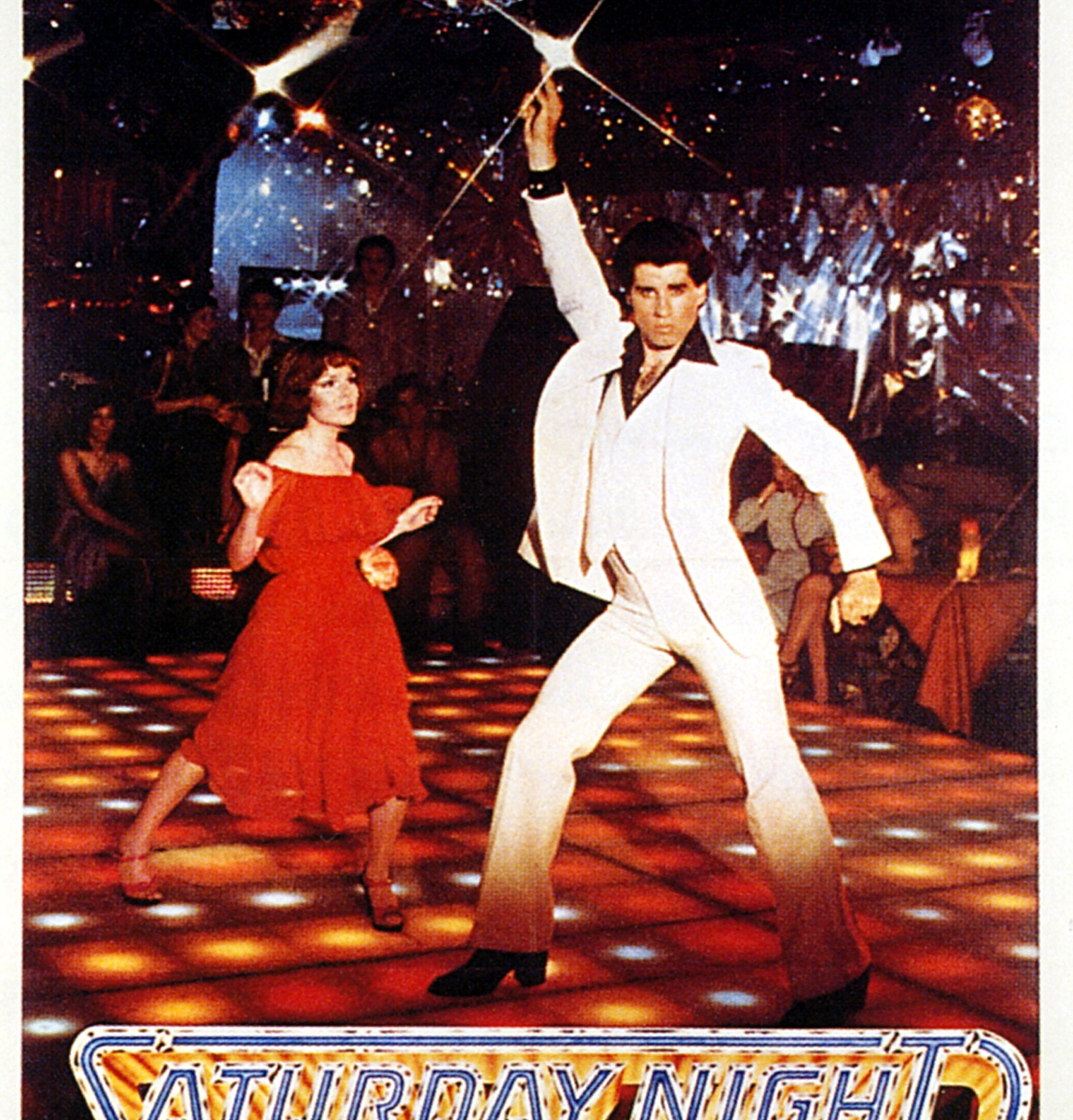 'saturday night fever 'getty images