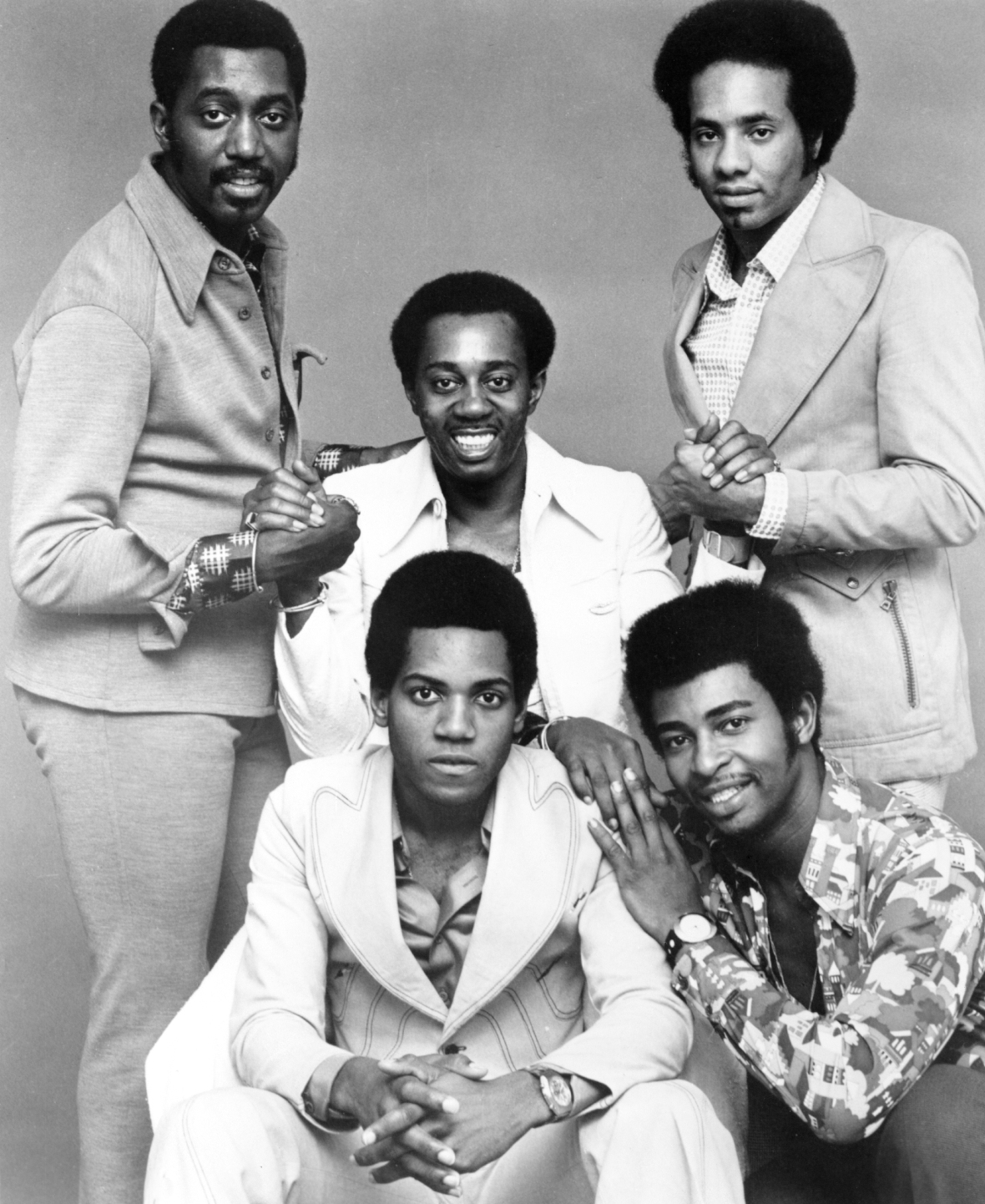 the temptations getty images