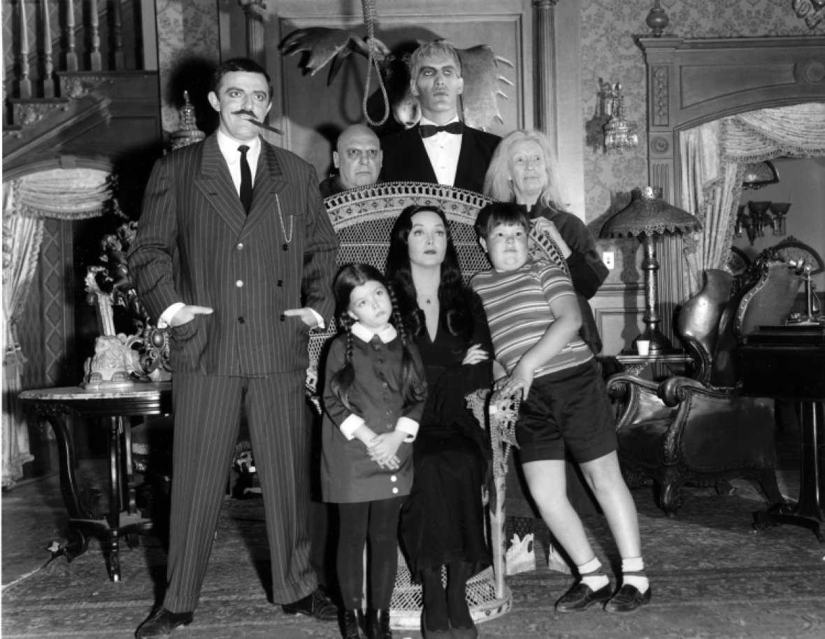 tv-film the addams family 1