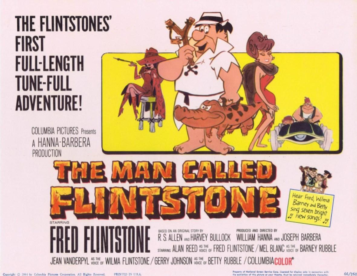 tv-film flintstones 2