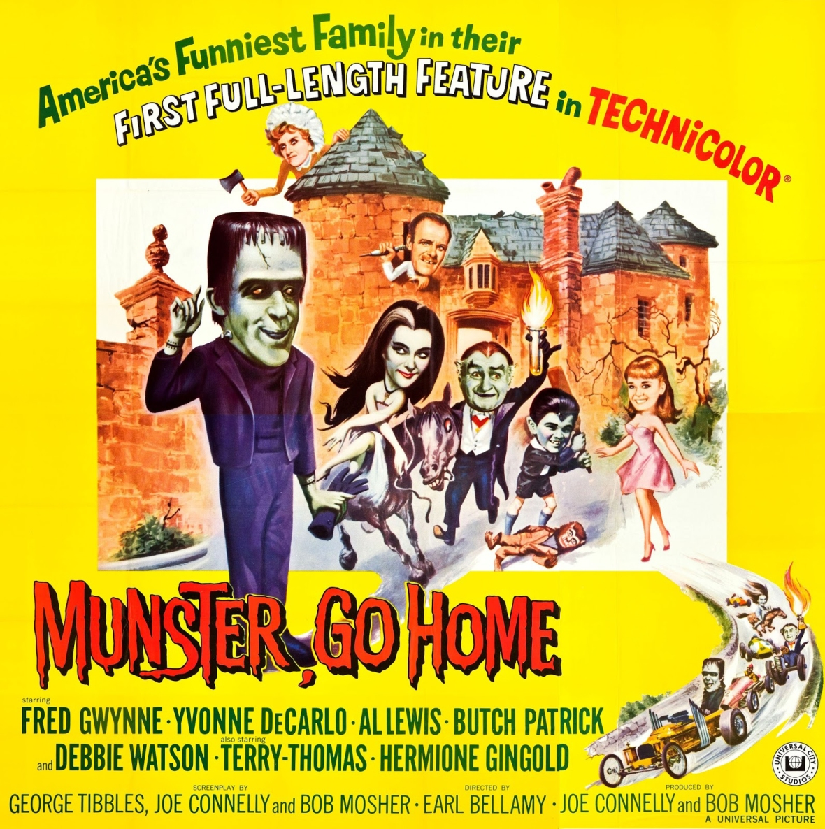 tv-film the munsters 2