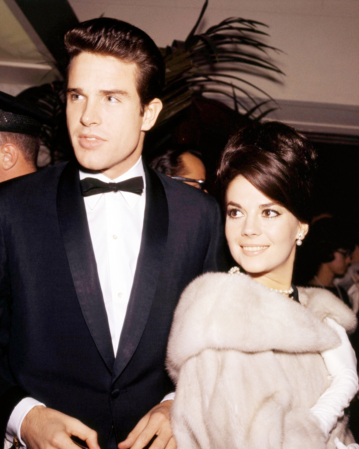 warren beatty and natalie wood getty images