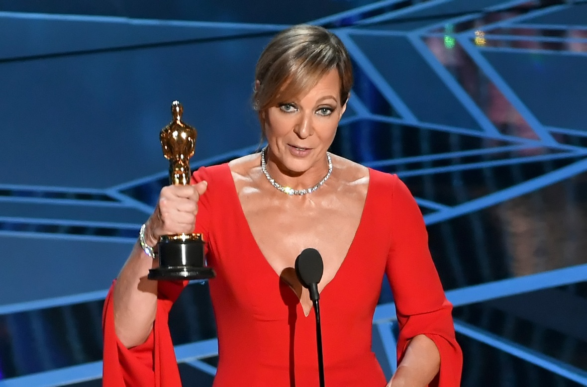 allison janney getty images