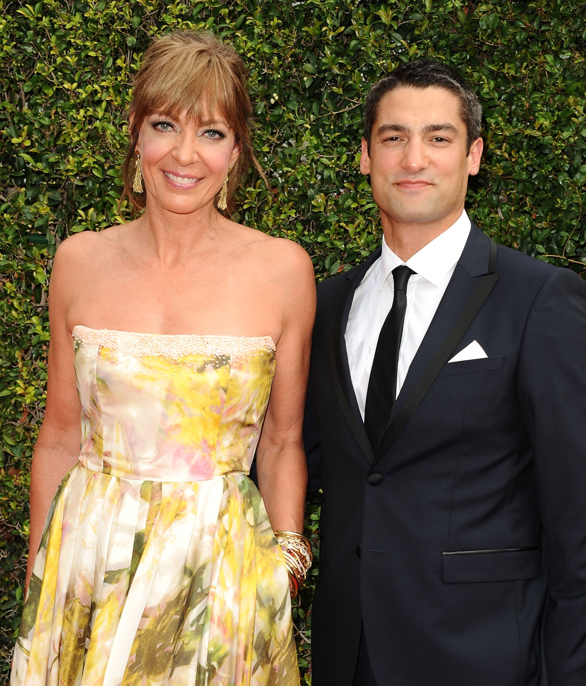 allison janney and philip joncas