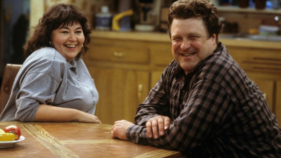 are-roseanne-barr-john-goodman-married