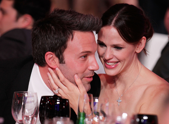 ben affleck jen garner getty images