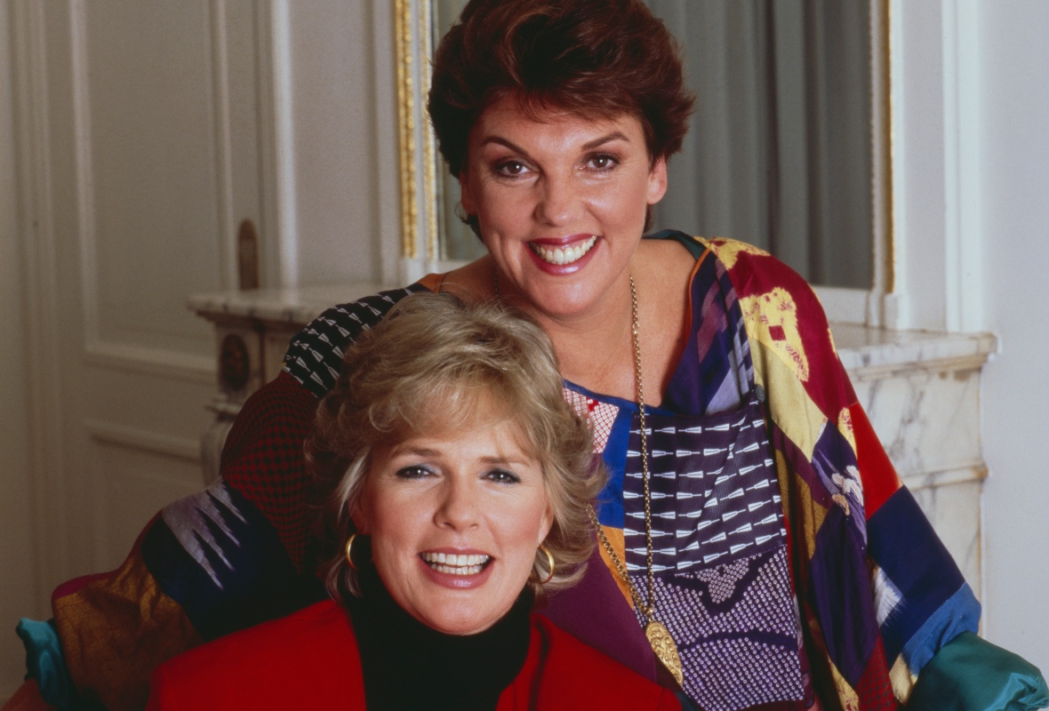 'cagney and lacey' getty images