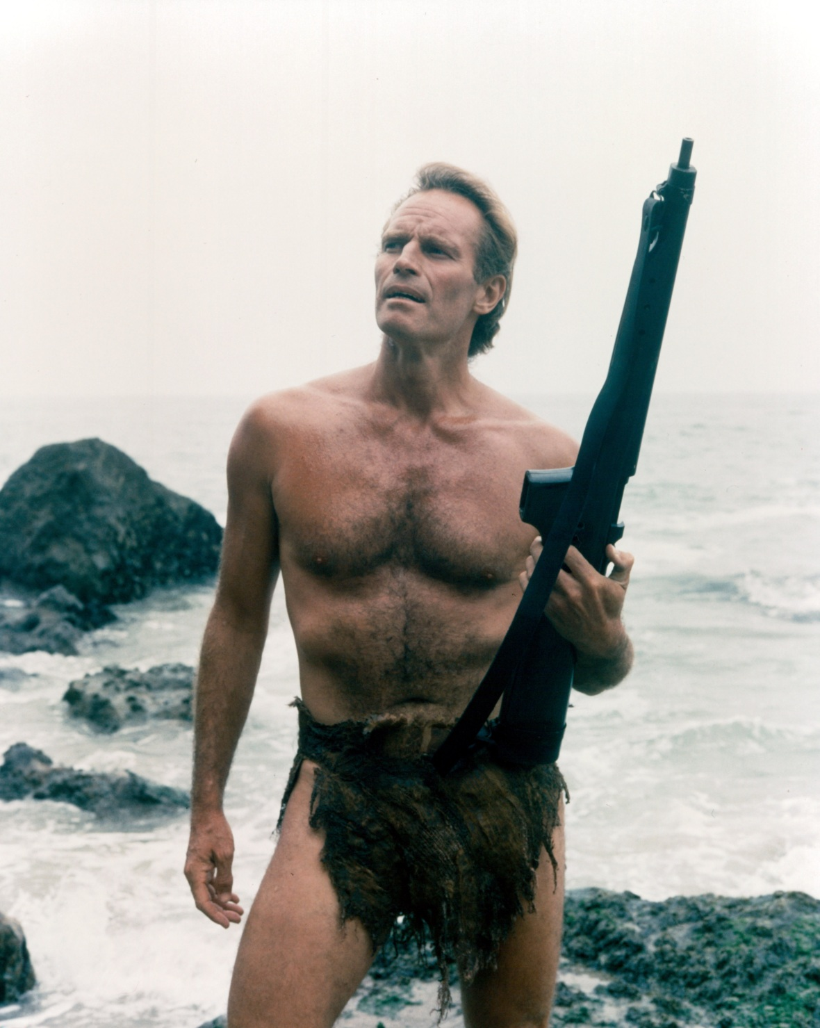 charlton heston 'planet of the apes' getty images